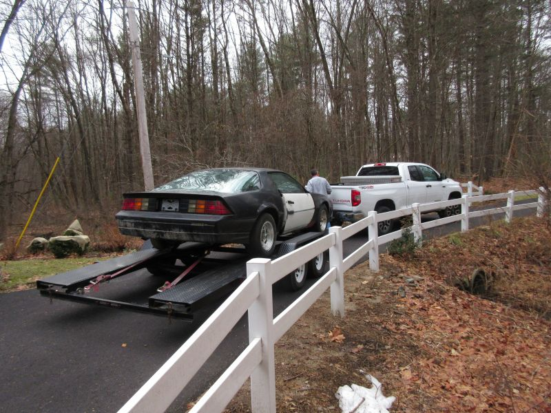 Massachusetts 85 Z28 For Sale Cheap Third Generation F Body Message Boards